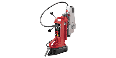 Milwaukee 4208-1 Adjustable Position Electromagnetic Drill Press with No.3 MT Motor