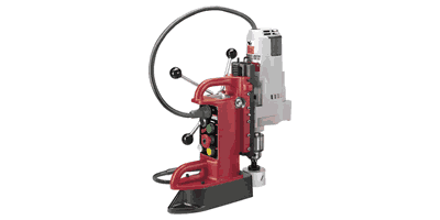 Milwaukee 4210-1 Fixed Position Electromagnetic Drill Press with 3/4″ Motor