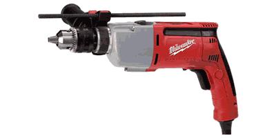 Milwaukee 5381-20 Single Speed Hammer-Drill