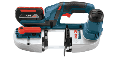 Bosch BSH180 18 V Compact Cordless Band Saw – Tool Only