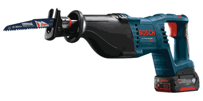Bosch CRS180 18 V Lithium-Ion Reciprocating Saw – Tool Only