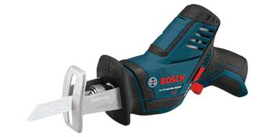 Bosch PS60B 12 V Max Pocket Reciprocating Saw – Tool Only