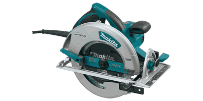 Makita 5008MGA Magnesium Circular Saw with Electric Brake