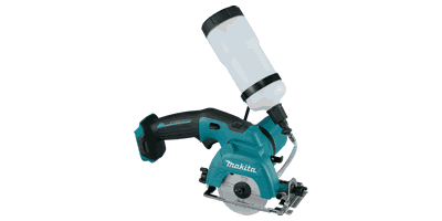 Makita CC02Z 12V max CXT Lithium‑Ion Cordless Tile/Glass Saw
