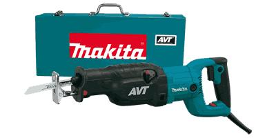 Makita JR3070CT 15-Amp AVT Recipro Saw