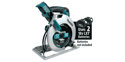 Makita XSH01Z 18V X2 LXT Lithium‑Ion (36V) Cordless Circular Saw