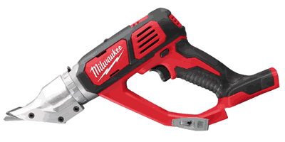 Milwaukee 2635-20 M18 Cordless 18 Gauge Double Cut Shear (Bare Tool)