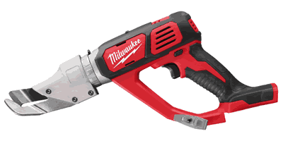 Milwaukee 2637-20 M18 18 Gauge Single Cut Shear (Bare Tool)