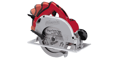 Milwaukee 6394-21 Circular Saw with QUIK-LOK cord, Brake and Case