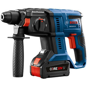 Bosch GBH18V-20 18V SDS-plus 3/4 In. Rotary Hammer
