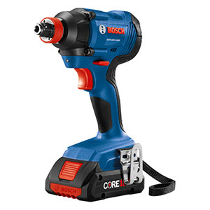 Bosch GDX18V-1600 18V Freak 1/4 In. and 1/2 In. Two-In-One Bit/Socket Impact Driver