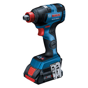 Bosch GDX18V-1800C 18V EC Brushless Connected-Ready Freak 1/4 In. and 1/2 In. Two-In-One Bit/Socket Impact Driver