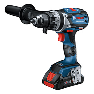 Bosch GSR18V-755C 18V EC Brushless Connected-Ready Brute Tough Drill and Driver