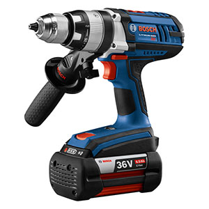 Bosch HDH361-01 36 V Brute Tough Hammer Drill and Driver Kit
