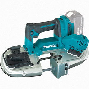 Makita XBP04Z 18V LXT Compact Brushless Cordless Portable Band Saw