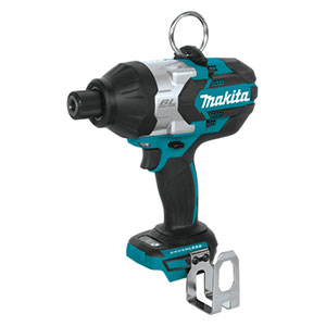 Makita XWT09Z 18V LXT Lithium‑Ion Brushless Cordless High‑Torque Impact Wrench