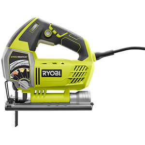 Ryobi JS651L1 6.1 Amp Variable Speed Jig Saw with SpeedMatch