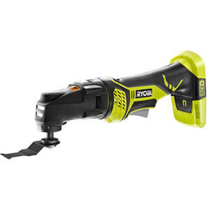 Ryobi P340 18V ONE+ JobPlus with Multi-Tool Attachment