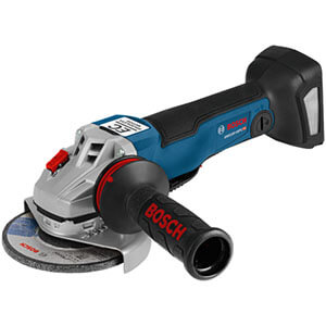 Bosch GWS18V-45PCN 18V EC Brushless Connected-Ready Angle Grinder