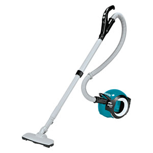 Makita DCL501Z Brushless Cordless Cyclonic Canister HEPA Filter Vacuum