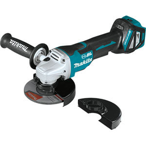 Makita XAG20Z Brushless Cordless Paddle Switch Cut‑Off and Angle Grinder