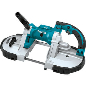 Makita XBP02Z 18V LXT Lithium‑Ion Cordless Portable Band Saw