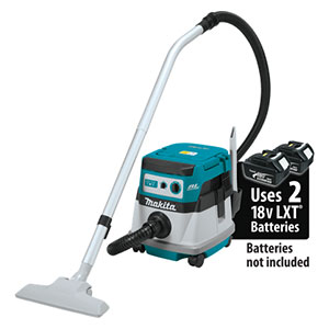 Makita XCV06Z Brushless Cordless Wet Dry Dust Extractor and Vacuum