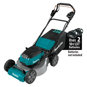 Makita XML08Z Brushless Cordless Self‑Propelled Commercial Lawn Mower