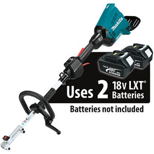 Makita XUX01Z Brushless Cordless Couple Shaft Power Head