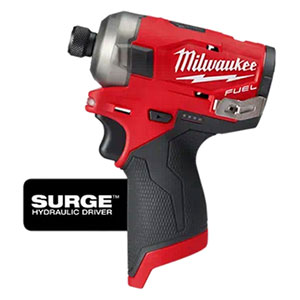 Milwaukee 2551-20 M12 FUEL SURGE Hex Hydraulic Driver Bare Tool