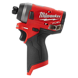 Milwaukee 2553-20 M12 FUEL Hex Impact Driver