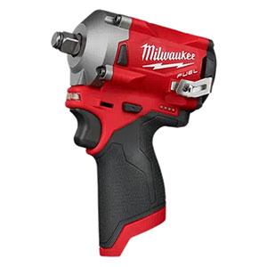 Milwaukee 2555-20 M12 FUEL Stubby Impact Wrench