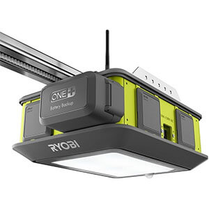 Ryobi GD201 Ultra-Quiet Garage Door Opener