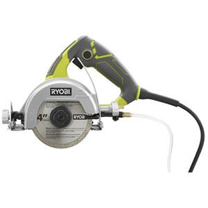 Ryobi TC401 4 IN. Hand-Held AC Tile Saw