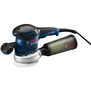 Bosch ROS65VC-6 Random Orbit Sander and Polisher Operating and Safety Instructions