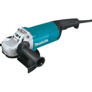 Makita GA9060 Angle Grinder with Lock‑On Switch