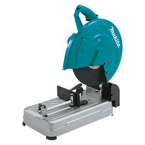Makita LW1400 Cut‑Off Saw with Tool‑Less Wheel Change