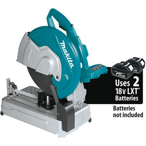 Makita XWL01Z 18V X2 (36V) LXT Lithium‑Ion Brushless Cordless Cut‑Off Saw