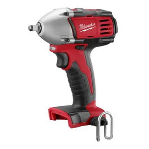 Milwaukee 2651-20 M18 Compact Impact Wrench with Friction Ring