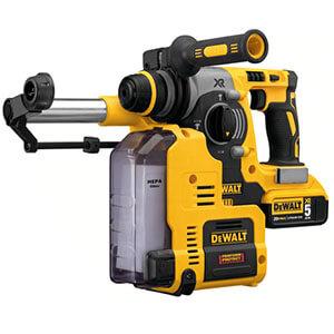 Dewalt D25303DH Dust Extractor for 20v MAX SDS Hammer