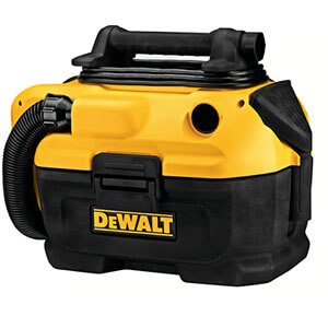 Dewalt DCV581H 18 and 20V MAX Cordless and Corded Wet-Dry Vacuum