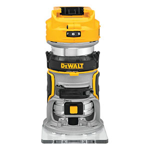 Dewalt DCW600B 20V MAX XR Brushless Cordless Compact Router