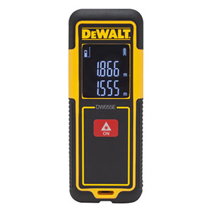 Dewalt DW055E 55 ft Laser Distance Measurer