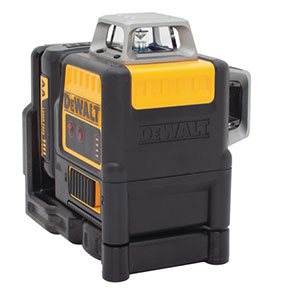Dewalt DW0811LR 12V MAX Compatible 2 x 360 Red Line Laser