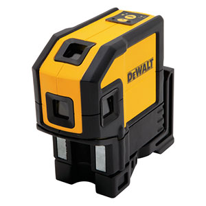 Dewalt DW0851 Spot Beam and Horizontal Line Laser