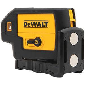 Dewalt DW085K 5 Beam Laser Pointer