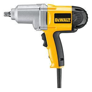Dewalt DW292 Impact Wrench with Detent Pin Anvil
