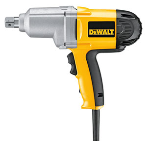 Dewalt DW294 Impact Wrench with Detent Pin Anvil