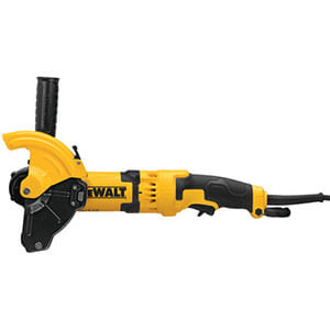 Dewalt DWE46166N No LockTrigger Grip Cutoff Tool with Adjustable Cutoff Guard