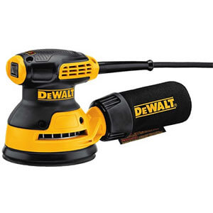 Dewalt DWE6420 Single Speed Random Orbit Sander